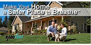 Fix radon problem