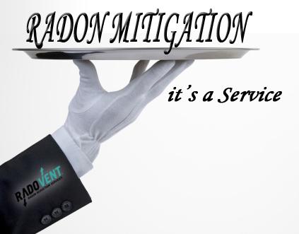 radon mitigation services