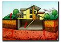 Lower radon