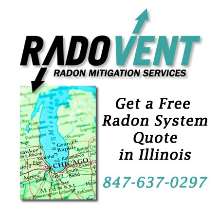 Illinois Radon Mitigation