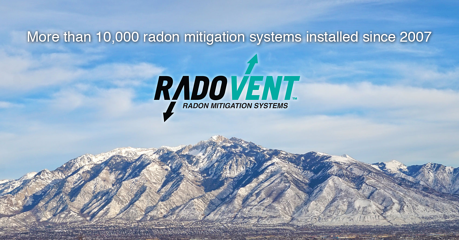 Radovent utah radon mitigation systems