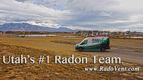 Utah radon mitigation contractor