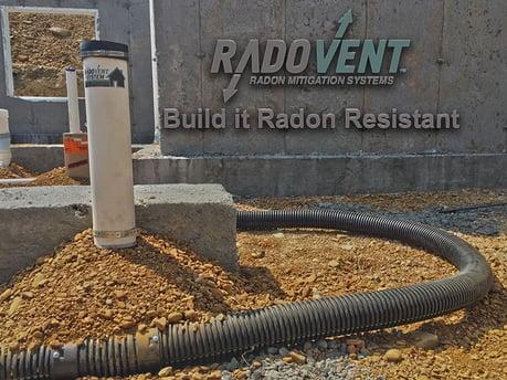 Radon Resistant New Construction