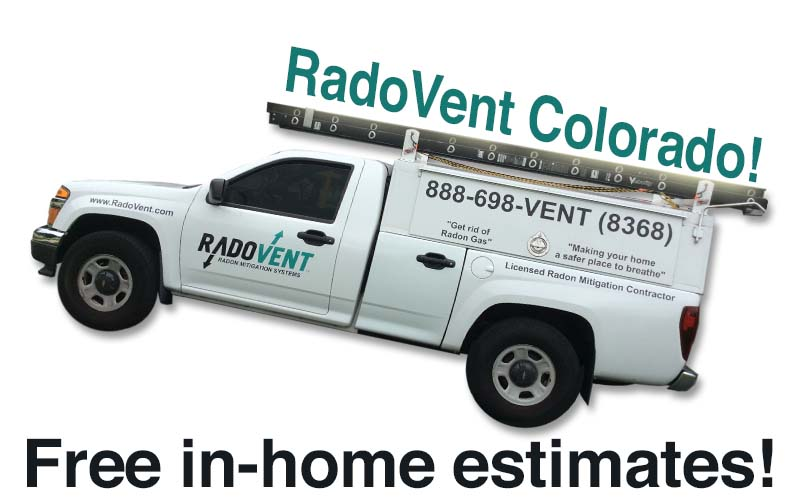 Colorado Radon Mitigation Systems And Info