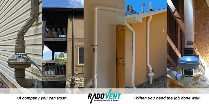 Radon Mitigation Systems How To Remove Radon Gas