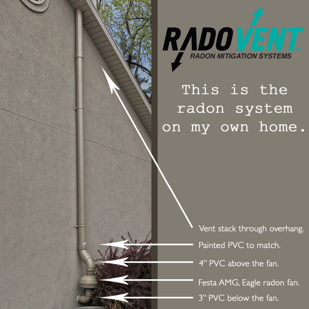 How A Radon Mitigation Contractor Would Fix Their Own House