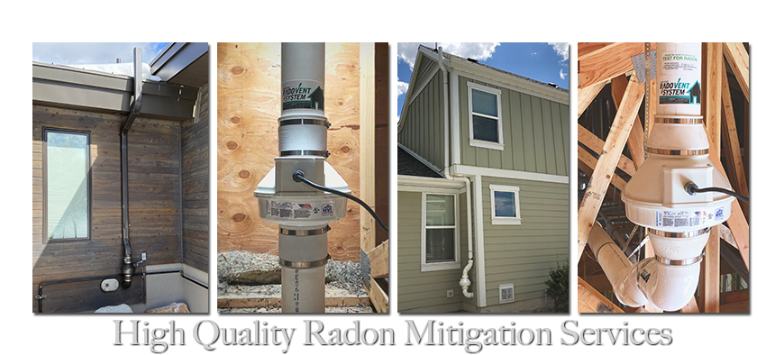What is radon mitigation